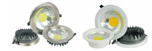 LED Round Down Light